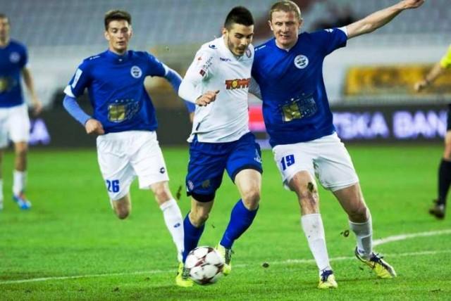 Anton Maglica donio pobjedu Hajduku protiv Zadra