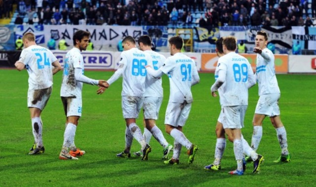 Rijeka je na Kantridi pobijedila Hrvatski dragovoljac s 3:1