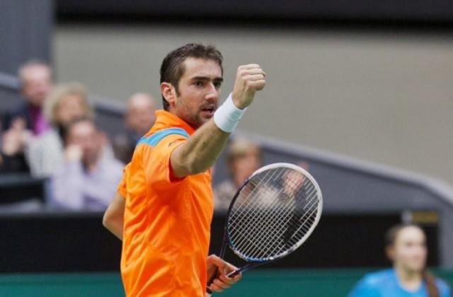 Marin Čilić je napredovao na novoj ATP ljestvici