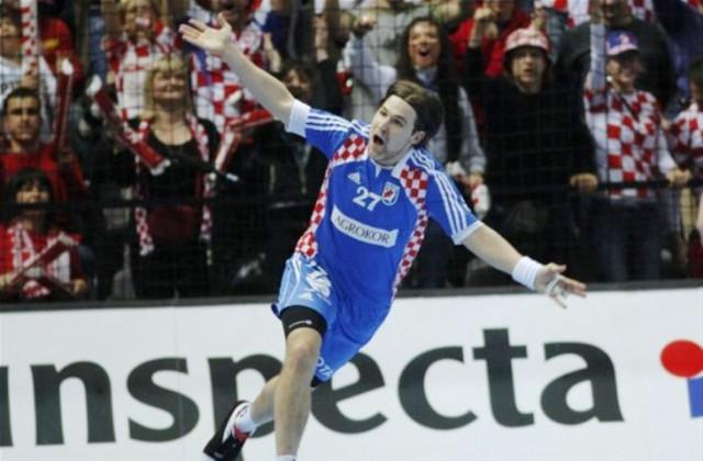 Hrvatski rukometaši u skupini 1
