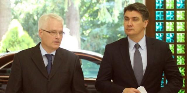 PARODIJA :Josipović i Milanović čestitali Praznik rada