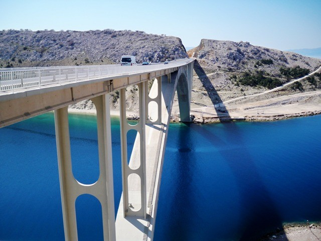 Sitnišem protiv naplate mostarine na Krčkom mostu