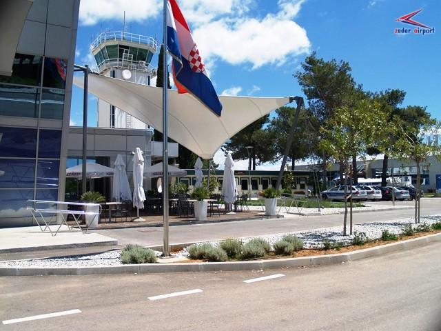 Zadarska zračna luka ostvarila novi rekord u prijevozu putnika