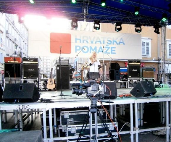 Hrvatska pomaže: Prikupljeno 3,2 milijuna kuna