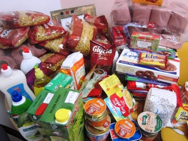 Humanitarna akcija prikupljanja hrane