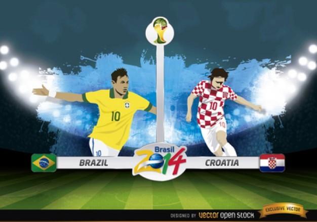 Hrvatska odlično otvorila SP u Brazilu