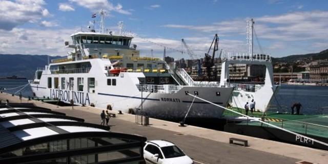 U redovan putnički promet svečano biti uključen novoizgrađeni Jadrolinijin trajekt 'Kornati