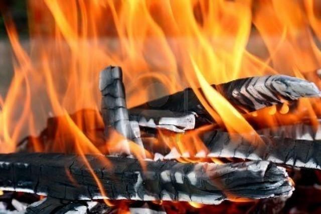 Požar kod NP Krka