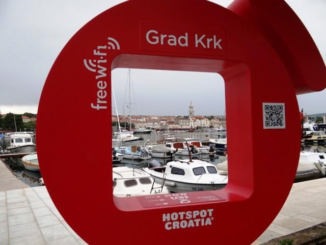 Predstavljena aplikacija Putevima grada povijesti i kulture (iKrk)