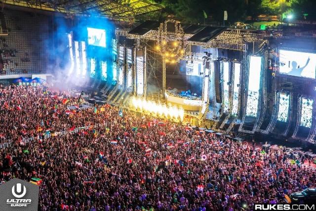 Odbrojavanje do početka Ultra Europe music festivala