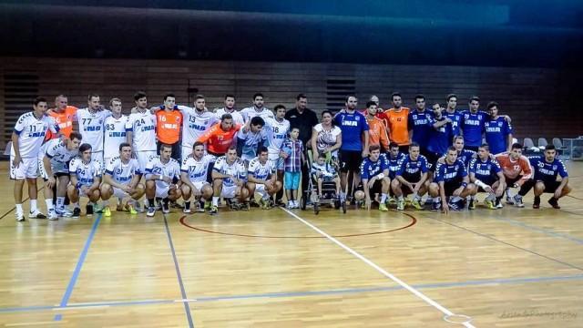 Humanitarna rukometna utakmica odigrana u Rijeci