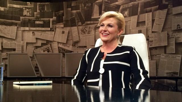 'Imam poriv da pomognem Hrvatskoj i dovoljno sam jaka za to'