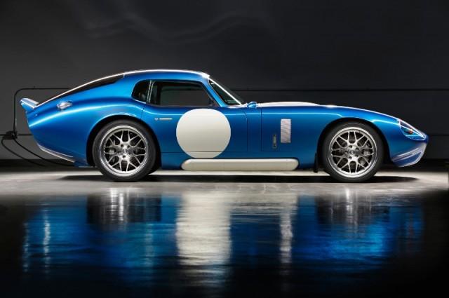 Renovo Coupe, električni automobil prošlosti i budućnosti