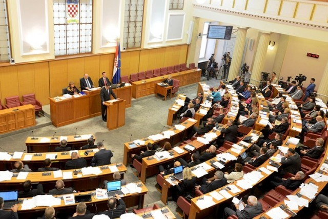 HDZ je za novog predsjednika Sabora predložio Gordana Jandrokovića.