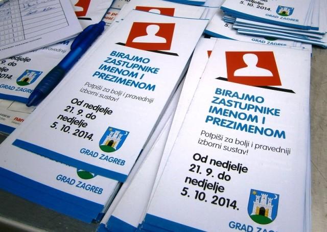 SDP i HDZ protiv referenduma