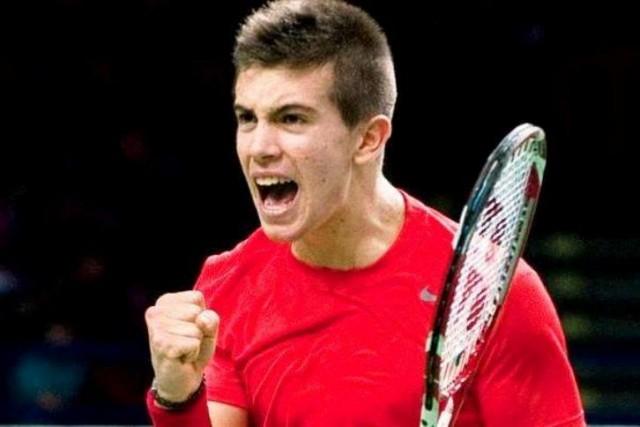Davis Cup: Ćorić osigurao četvrtfinale s Kazahstanom!