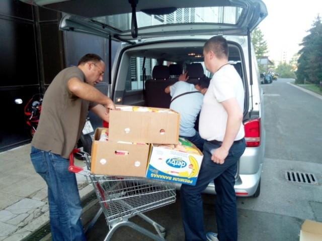 Donacija djelatnika HRT-a vukovarskoj socijalnoj samoposluzi
