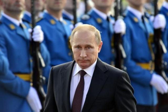 SRBIJA: Stigo brat Putin