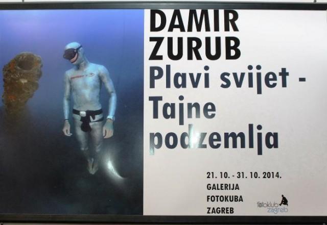 Otvorena izložba Damira Zuruba