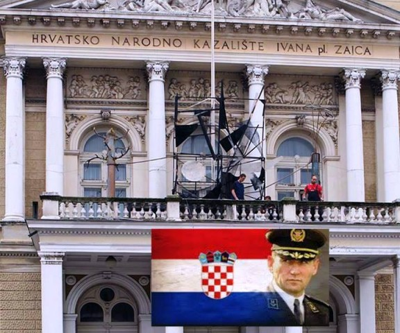Frljić ne može bez incidenta
