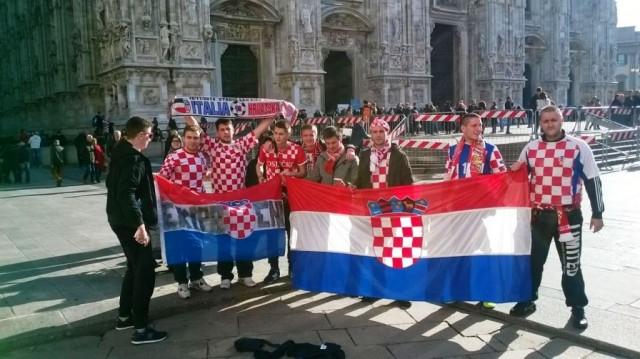Šahovnice donijele sunce u Milano