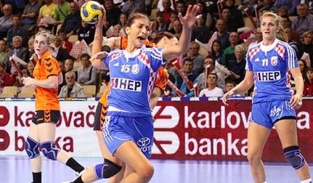 Hrvatice rukometašice uvjerljive protiv europskih prvakinja