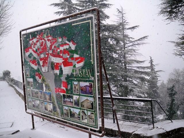 Hrvatska pod snježnim pokrivačem