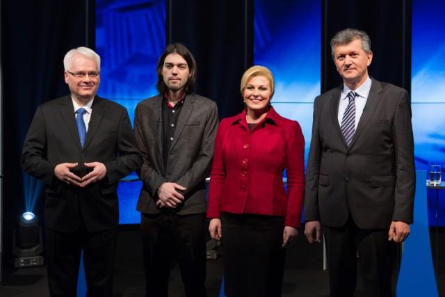 Josipović i Grabar Kitarević u drugom krugu