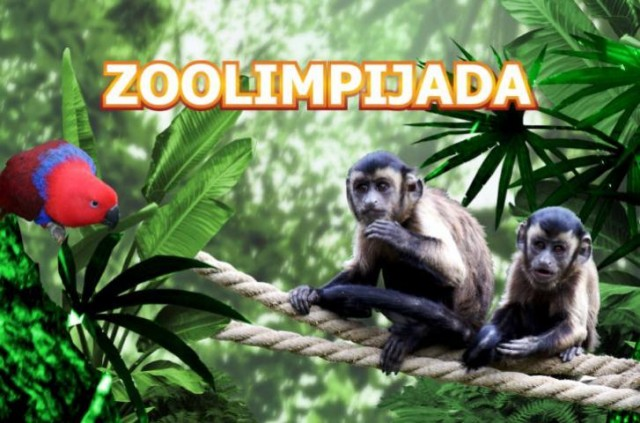Zoolimpijada u Zoološkom vrtu grada Zagreba