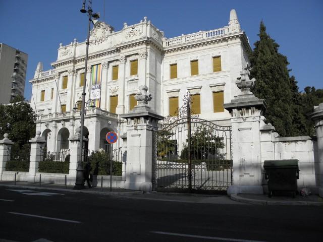 Započela sanacija istočnog aneksa Guvernerove palače