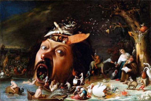 Bečka izložba o ljudskoj fascinaciji strahom