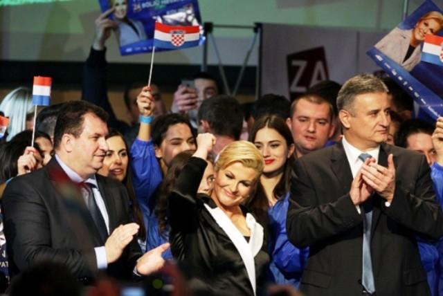 Hrvatska odabrala KOLINDU, a ne samo dijaspora