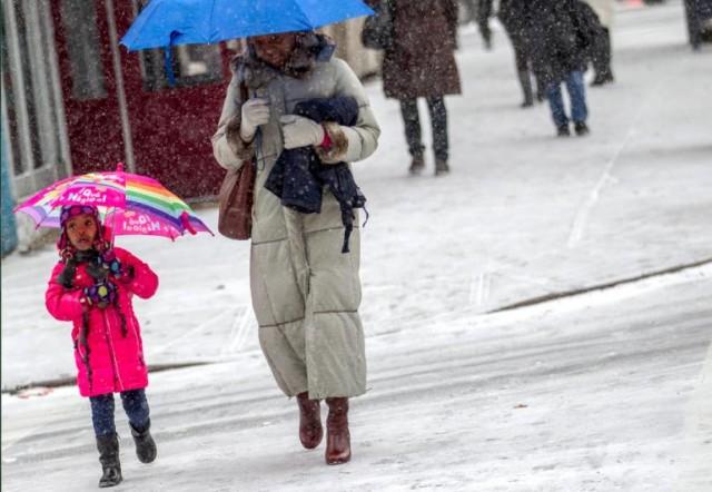 New York očekuje spremno snažno sniježno nevrijeme
