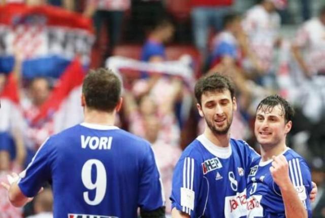 Druga pobjeda Hrvatskih rukometaša
