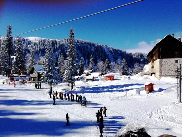 30% više hrvatskih građana ide na skijanje