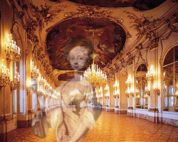 U dvoracu Schönbrunn otkriveni duhovi!?