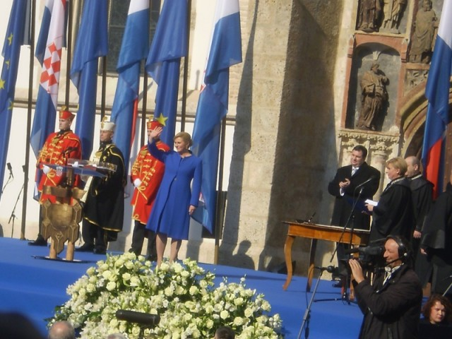 Elizabeta Gojan vrijeđala predsjednicu Hrvatske i zato je nagrađena od HNDa