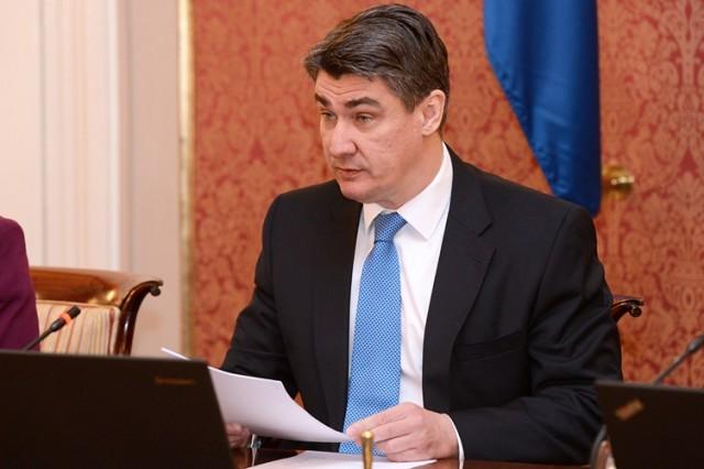 Kraj Zorana Milanovića