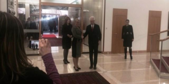 Ive Josipovića više nema u Uredu predsjednika