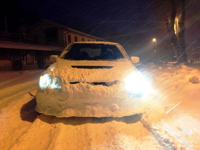 Zimski uvjeti i ograničenja brzine na cestama