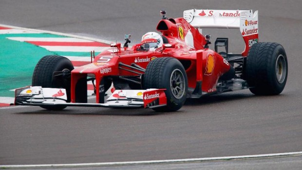 Sebasian Vettel Formula1