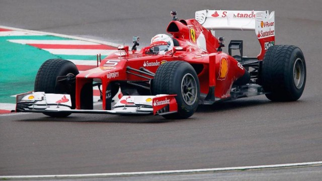 Sebastian Vettel u Ferrariju pobjednik je Velike nagrade Bahreina