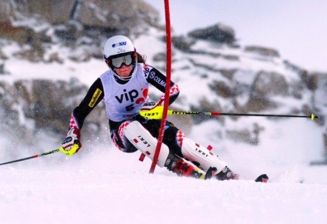 Prvaci Hrvatske u slalomu su Komšić i Vidović