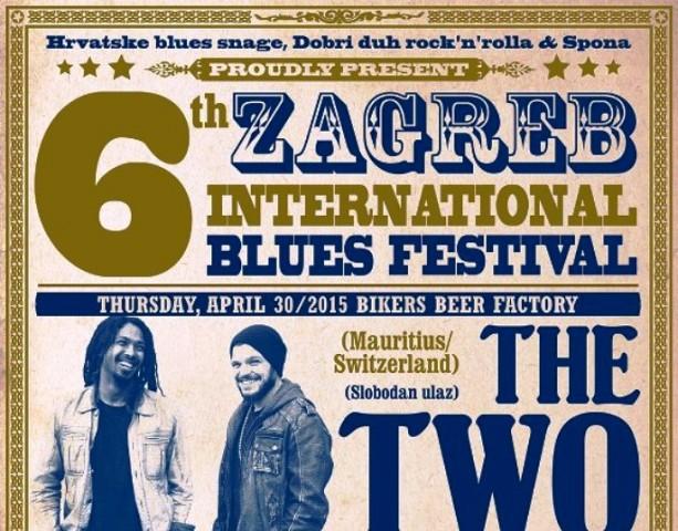 6th Zagreb International Blues Festival!