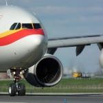 Prisilno sletjelo devet zrakoplova