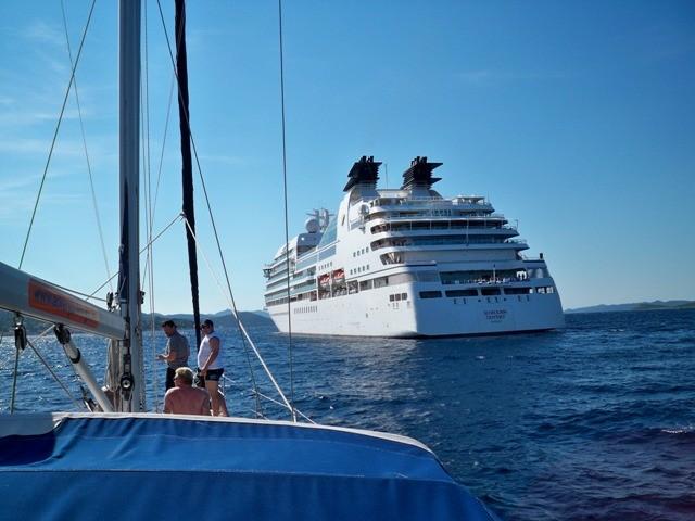 U 7 mjeseci u Zadar stigla 62 strana kruzera, najviše se putuje s Malte i Bahama