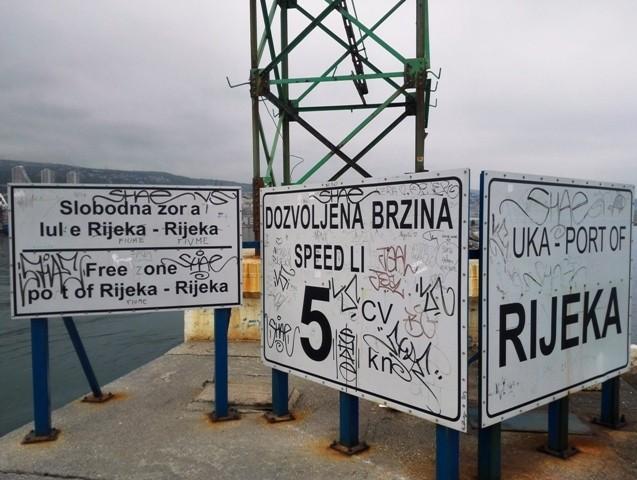 Lučka uprava Rijeka nedovoljno efikasna
