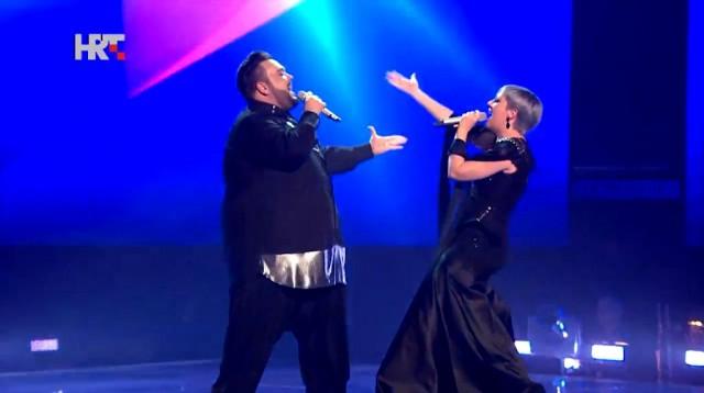 Jacques Houdek predstavlja RH na Eurosongu
