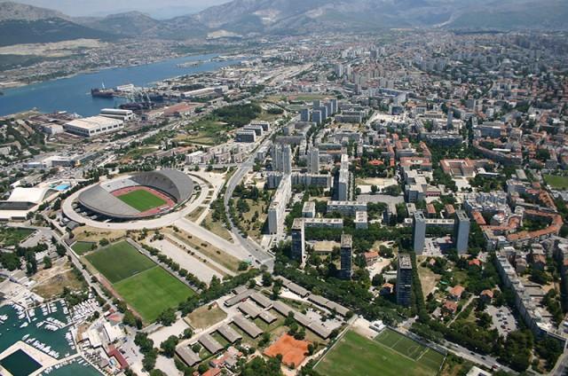 Večers Hrvatska – Italija u Splitu