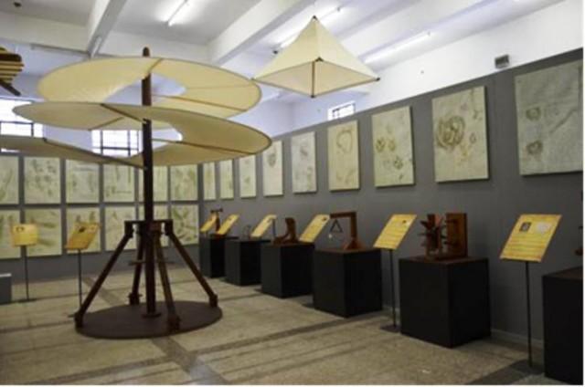 """Izložba """"Leonardo da Vinci – genij i njegovi izumi"""""""